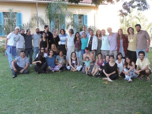 Participantes do III Encontro Nacional dos GCRs