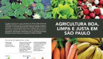 Agricultura boa, limpa e justa em São Paulo